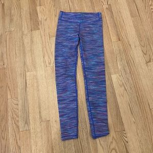 Athleta Girl Size 12 Leggings Great Condition